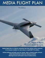 Media Flight Plan 7th Edition Dennis G. Martin (2014, Paperback) w/ Access Code