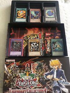 Konami Yu-Gi-Oh! TCG Legendary Collection 4: Joey's World