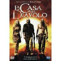 La casa del diavolo  - DVD Film [T-22616]