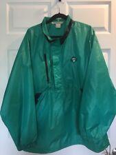 Vintage Izod Club 1990's Pullover Nylon Windbreaker Jacket Men's XXL