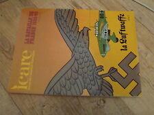 µµ ICARE REVUE aviation Française n°116 Bataille France 1939/40 La LUFTWAFFE  T2