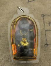 Amulette thaï Ai Kai Guman kuman thong Huile magique Talisman Vaudou Chance 1648