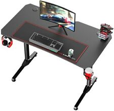 """44"""" Gaming Desk Home Office Student Pc Computer Table Free Mouse Pad"""