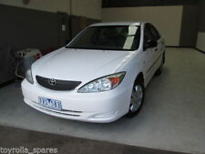 Camry Sedan Right-Hand Drive Clear (most titles) Cars