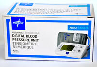 Blood Pressure Monitor Medline Digital Automatic + Case & Batteries - New -