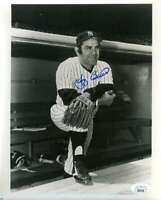 Yogi Berra JSA Coa Autograph Hand Signed 8x10 Photo Yankees