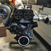2JZ GTE Turbo - 1200 HP Street/Strip Turnkey Engine Toyota Supra 3.0 3.2 3.4