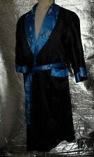 Reversible Satin Dressing Gown (size XL)