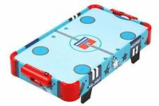 New listing Table Top Air Hockey Game 24-inch, Electronic Strong air-Powered with 2