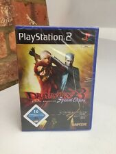 DEVIL MAY CRY 3 : DANTE'S AWAKENING : PS2 : SPECIAL EDITION NEW & SEALED German