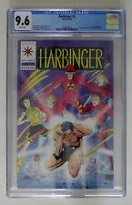 Harbinger #5 Valiant Comics CGC 9.6