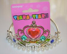 New Tiara Birthday Party Princess Girls Glitz Guest Honor Crown Favors Jeweled
