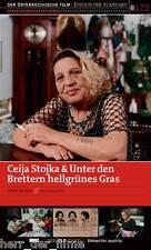 CEIJA STOJKA + UNTER DEN BRETTERN HELLGRÜNES GRAS (OVP)