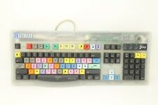 Macally iKey4 EZKeyboarUSB Keyboard for Final Cut