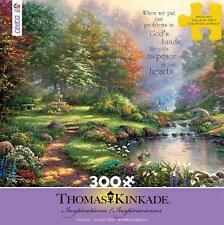 CEACO THOMAS KINKADE INSPIRATIONS PUZZLE REFLECTIONS OF FAITH 300 PCS #2202-28