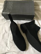 firetrap Stylish Mens Black Suede Chelsea Boots Uk 9 Euro 43