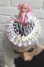 KAWAII Lolita BAMBOLA CAPPELLO KAWAII Giapponese Street Wear JRock Cosplay Comic