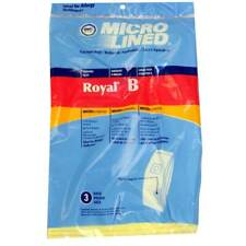 Royal Vacuum Bags Type B Vacuum Bags 3 Pack by DVC