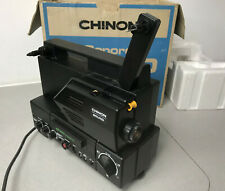 Chinon Sound SP-330  SUPER 8 Magnetic Sound CINE PROJECTOR fully serviced
