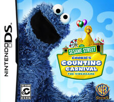 Sesame Street: Cookie''s Counting Carnival NDS New Nintendo DS