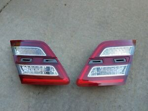 2013 2014 2015 Ford Taurus Left And Right Taillight. Oem. Great Shape.