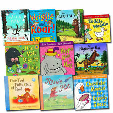 Activity Mixed Lot Pre-School & Early Learning Books