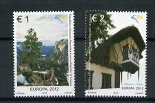 [20564] Kosovo 2012 : EUROPA - Good Set of Very Fine MNH Stamps