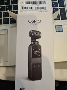 DJI OSMO POCKET handheld  4K + Official Charging Case & Expansion Accessory kit