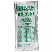 HANNA SOLUZIONE CALIBRAZIONE PH 7.01 20ml calibration buffer solution fluid g