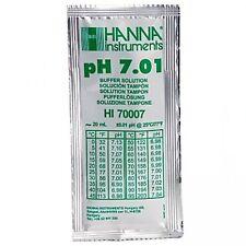 HANNA SOLUZIONE CALIBRAZIONE PH 7.01 20ml calibration buffer solution fluid g