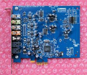 Creative Sound Blaster X-Fi Xtreme Fidelity 7.1 PCI-e Audio Sound Card SB1040