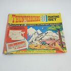 Vintage 1960s Thunderbirds 3D Painting Set by J Rosenthal JR21 Toys (1964) Poor