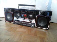 kaisui hf1000 / sharp gf 800   radio cassette  ghetto blaster  boombox tres rare