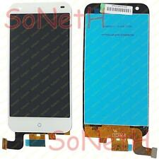 """TOUCH SCREEN + LCD DISPLAY ASSEMBLAT ZTE BLADE S6 5,0"""" Bianco"""