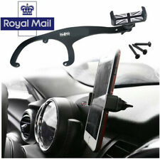 UK Non-slip 360°Rotation Phone Mount Cradle Holder Stand for Mini Cooper R55 R56