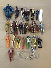 Marvel Figure Loose Lot Of 20 (avengers, Legends, ToyBiz, X-men, Hasbro) Lot#17