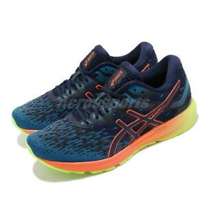 Asics Dynaflyte 4 Peacoat Flash Coral Men Running Shoes Sneakers 1011A549-400