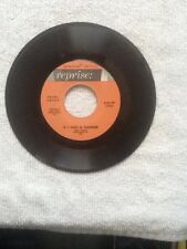"45 ""If I Had A Hammer/Unchain My Heart""-Trini Lopez-Reprise #R-20,198"