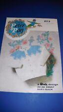 Peter Pan Baby cardigan Knitting Pattern P73