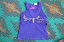 T.-Shirt ~ lila mit Schleife ~ Gr. 110/116/122 ~ MISS SIXTY ~ TOP