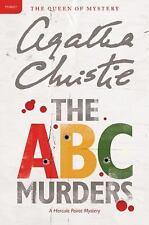 Hercule Poirot Mysteries Ser.: The A. B. C. Murders 13 by Agatha Christie...