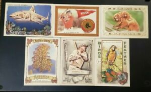2021 Topps Allen & Ginter INSERTS with Rookies and Hall of Famers You Pick