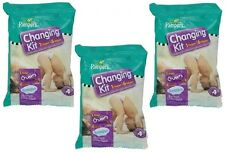 Pampers Cruisers Changing Kit (1Diapers/6 Wipes) LOT OF 3 KITS! Baby Shower Gift