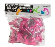 KID ROBOT All City Breakers Mini Series PINK (2-INCH) 20 Figures - SEALED Retro