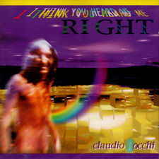 CLAUDIO ROCCHI I think you heard me right  CD italian prog