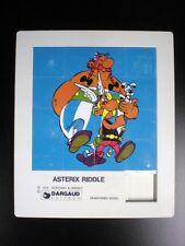Puzzle Riddle Astérix 1976 TBE