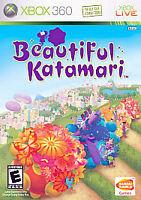 Beautiful Katamari (Microsoft Xbox 360, 2007) COMPLETE BANDAI NAMCO FAST SHIPPIN
