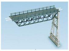 Ratio 241 1 steel Truss Span with Steel Trestle N Gauge Plastic Kit T48