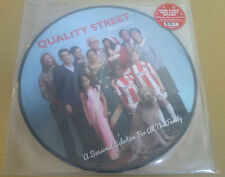 NICK LOWE Quality Street CHRISTMAS PIC DISC 1000MADE VINYL LP RSD Black Friday