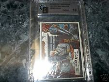 1962 TOPPS CIVIL WAR NEWS GUM CARD CELLO PACK GAI 10 PRISTINE GEM MINT